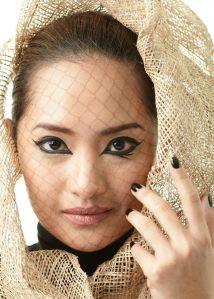 Avant Garde makeup by Ky Malupa