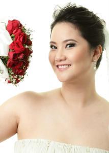 Bridal makeup by Ky Malupa