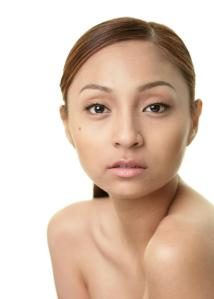 Natural makeup by Ky Malupa