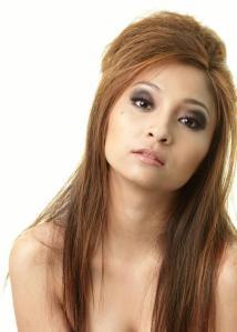 Period makeup Bridgette Bardot by Ky Malupa